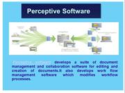 Perceptive Software