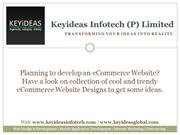 Ecommerce web development company | Ecommerce website Design