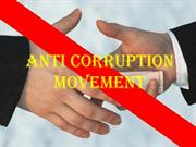 anti corruption ppt by VIJETA BALANI