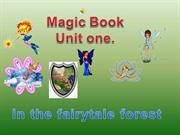 Magic Book, unit 1