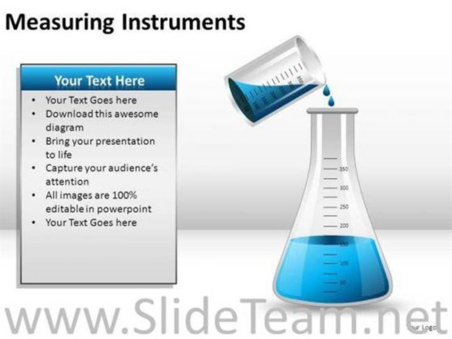 measuring instruments science powerpoint slides powerpoint diagram