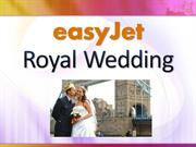 easyJet Royal Wedding