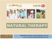 Unique Healing Therapy - Natural Therapy
