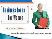 Loans For Women -Ensuring Women Empowerment For Money Need