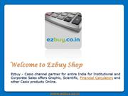Casio Scientific Calculator and Financial Calculators by Ezbuy