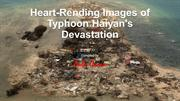 Heart-Rending Images of Typhoon Haiyan's Devastation