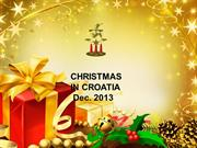 CHRISTMAS 2013 - CROATIA2