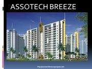 Assotech Breeze High Rise Apartments At Sector 88 Gurgaon |8447730201