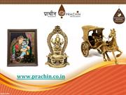 Indian Statues & Sculptures and Tanjore Paintings