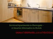 Serviced Apartments in Harrogate – A Smarter Alternative to Hotels