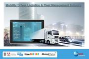 Mobility Drives Logistics & Fleet Management Industry