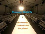 Runway Model Podcast prototype