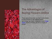 The Advantages of Buying Flowers Online-1
