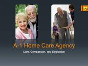 Why Choose In Home Care?