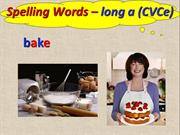 L 14_Spelling Words