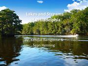 Lakes and Streams of Philadelphia