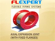 Axial Bellows Expansion Joint With Fixed Flanges