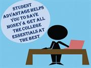 Student Advantage Helps You to Save Money & Get All the College Essent