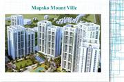 Mapsko Mount Ville Resale Call @ 09999536147 Sector 79 Gurgaon