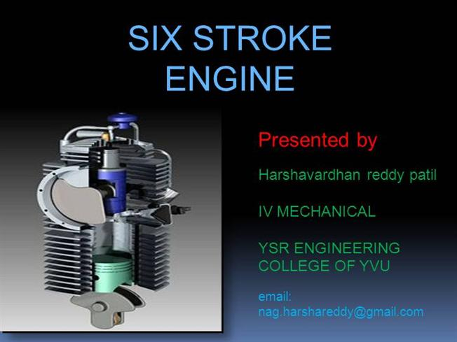 six stroke engine authorstream rh authorstream com six stroke engine pv diagram 8 Stroke Engine