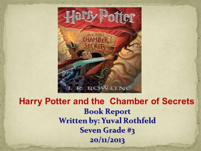 Fantasy Book Critic  Guest Review  Harry Potter and The     image