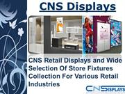 Optical Displays, Bag Displays, Store Displays