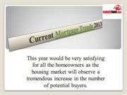 Mortgage Trends 2013
