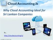 Cloud Accounting Sri Lanka