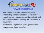 HomeStore - Home Furnishing Store Singapore