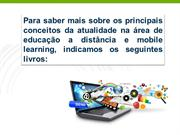 EAD Livros Importantes para educação a distância