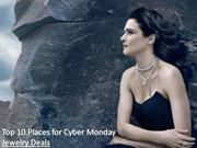 Top 10 Places for Cyber Monday Jewelry Deals