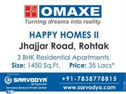 Omaxe Happy Homes 2 Rohtak 7838778815 Rohtak Omaxe Happy Homes 2