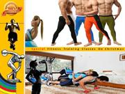 Special Fitness Training Classes On Christmas