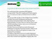 Buyer of annuity structured settlement| Quick Lump Sum