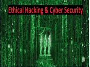 Hacking-Ethical and non Ethical