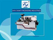Shiv Shakti Packaging Industries : Blister Packaging Machine