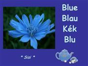 Blue colors
