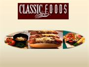 Classic Foods: Manufacturers of Concession Foods