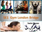 SE1 Gym London Bridge