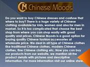 Buy Chinese Clothes at Cheap