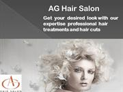 AG Hair Salon - Provides Best Hair Styles in Hollywood, FL