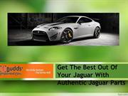 Get The Best Out Of Your Jaguar With Authentic Jaguar Parts