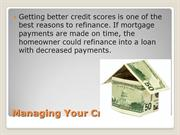 Creditsesame -Mortgage Refinance Calculator