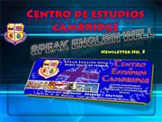 Centro de estudios cambridge newsletter5