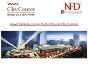 Wave City Center Luxurious Living @ 9999999237