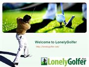 Find Single Golfers: Lonelygolfer.net