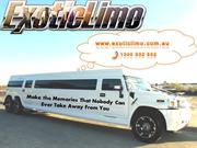 22 Seat White Stretch Hummer Limousine in Melbourne