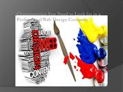 Characteristics You Need to Look for in a Professional Web Design Comp