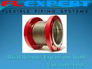 Axial Bellows Expansion Joint Vanstone Ends
