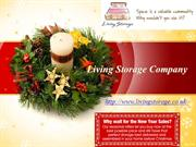 Christmas Offers - Living Storage